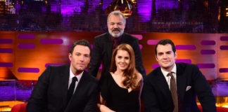 Graham Norton - Ben Affleck, Henry Cavill, Amy Adams