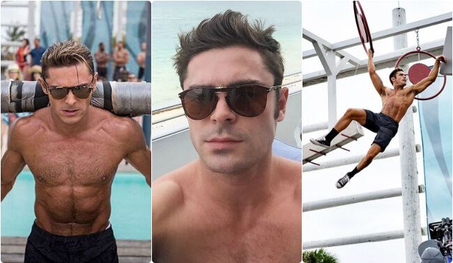 11 Zac Efron Photos That Show How Sexy He Has Become