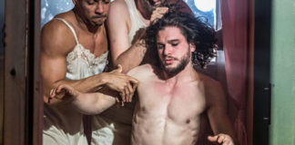 Kit Harington Doctor Faustus