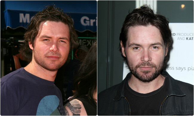 Michael Johns - Then and Now