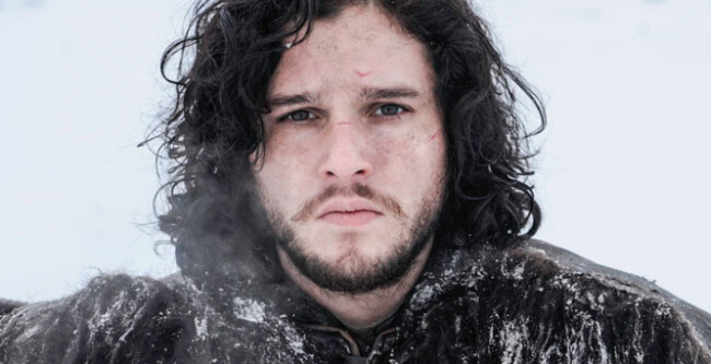 Kit Harington - Game of Thrones