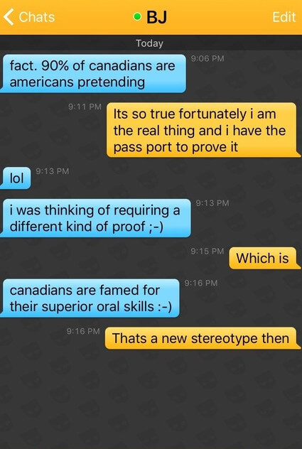 15 Creepy And Unbelievable Grindr Chats Nsfw  Gaybuzzer-8149