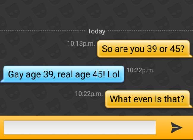 gay age