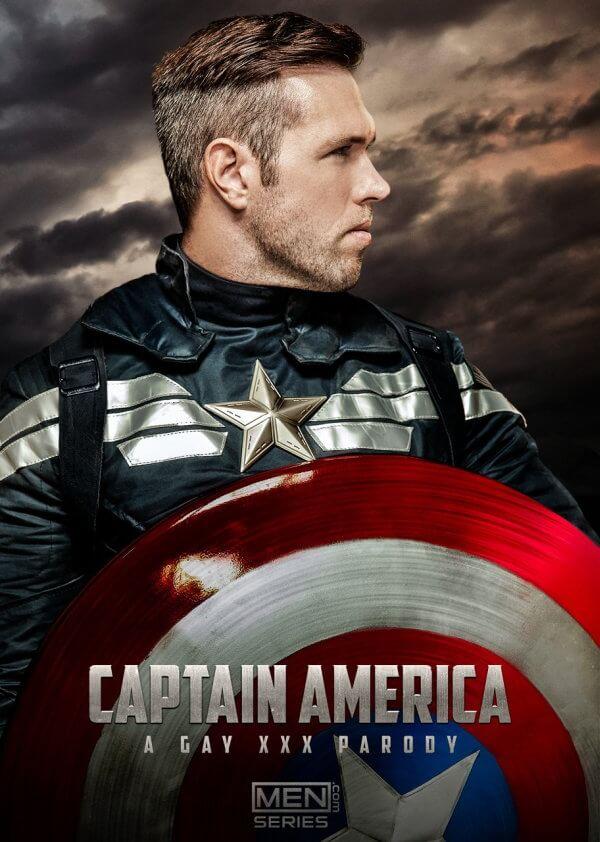 Captain America XXX - Alex Mecum