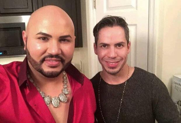 Lestat Wilson (left) and Jean Carlos - Orlando victims