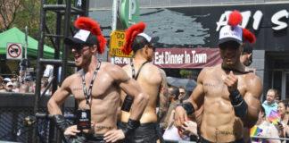 World Pride Parade in Canada
