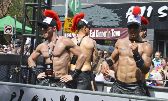 World Pride Parade in Canada