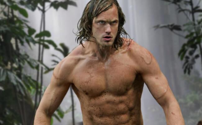 Alexander Skarsgård - Tarzan