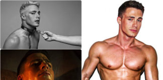 Colton Haynes' Hottest Moments