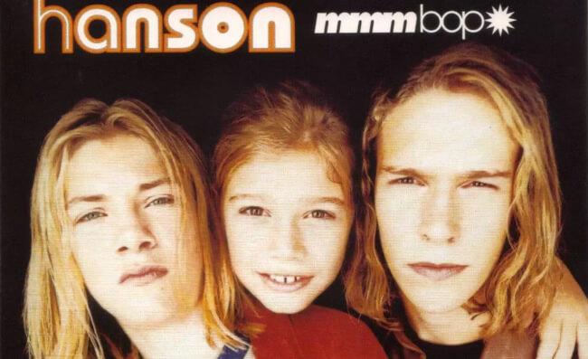 Hanson MMMBop cover