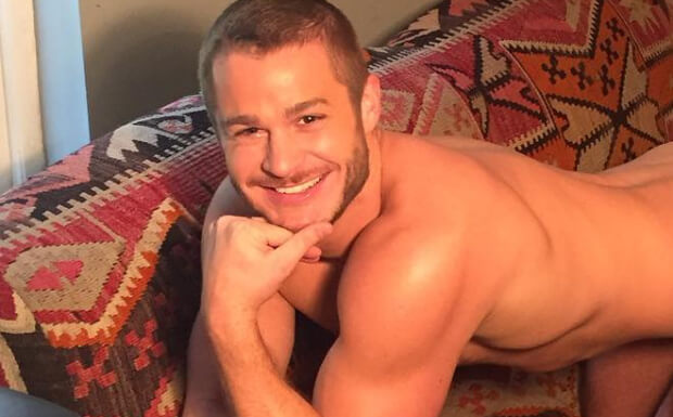 Gay Reality Star, Austin Armacost, Gets Completely Naked – For A Cause