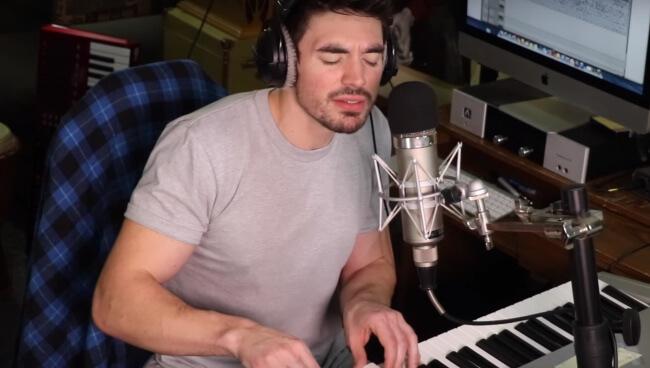 Steve Grand Singing