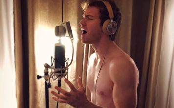 Tanner Patrick recording