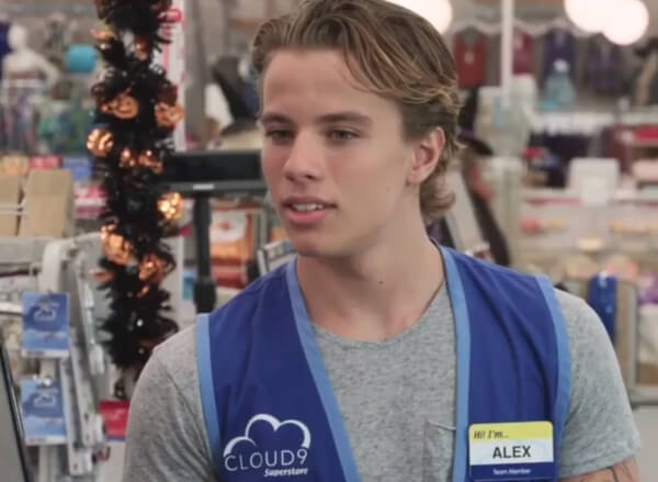 Alex Lee on NBC's Superstore