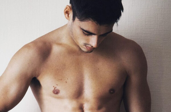 """Olympic Medalist Chris Mears About His Gay Following: """"I'm Totally Free In Who I Am"""""""
