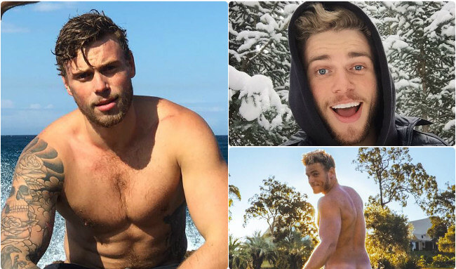 Gus Kenworthy Collage