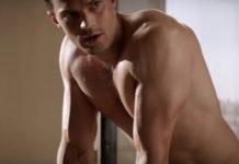 Jamie Dornan in the Fifty Shades Darker trailer