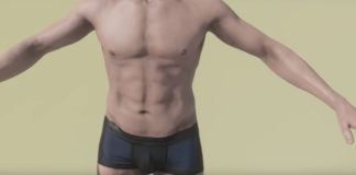 Star Citizen new naked male
