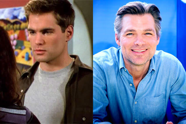 Daniel Cosrgrove - Then and Now