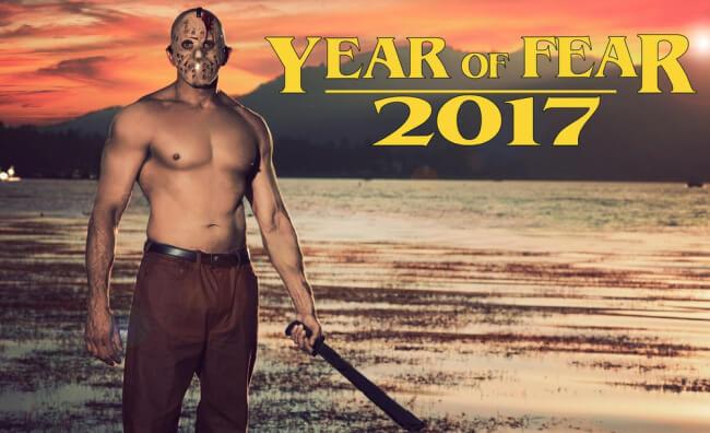 Year of Fear calendar