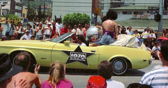 Los Angeles Pride, June 1991