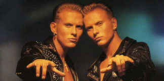 Bros - Matt and Luke Goss