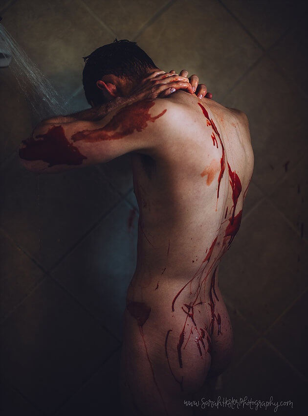 Sexy Dexter - Zachary Howell