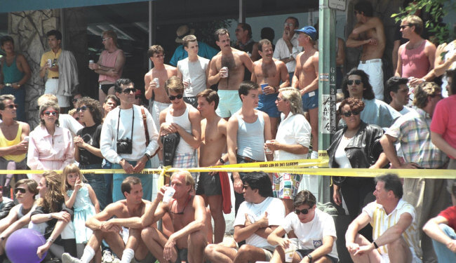 Los Angeles Pride June 1987