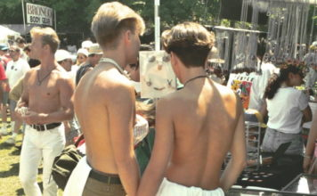 Los Angeles Pride, June 1993