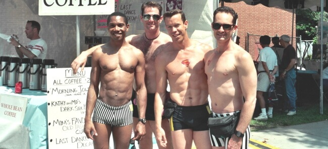 Los Angeles Pride, June 1995