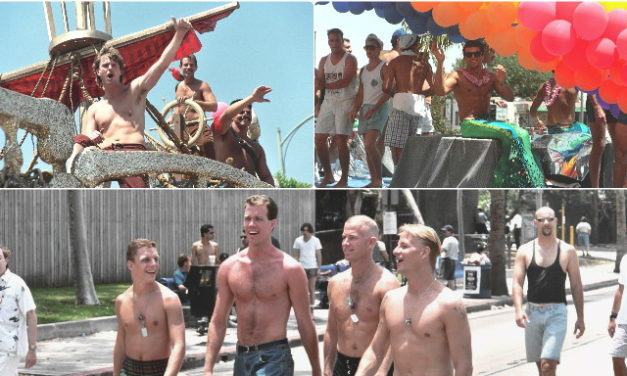 25 Photos Of Gay Pride From 1987 To 1995 Show Amazing History Of Gay Culture
