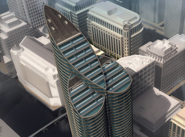 Oh Oh: London Is Getting A Skyscraper Shaped As A Penis And Balls