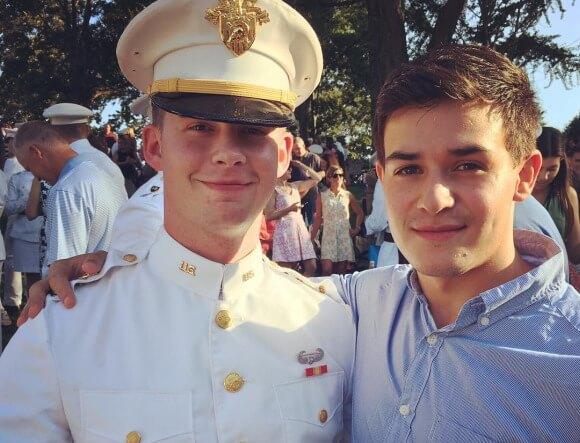 Zach and Alastair
