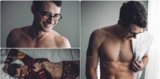 Zach Howell as Harry Potter