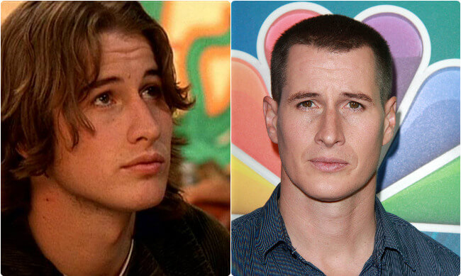 Brendan Fehr - Then and Now