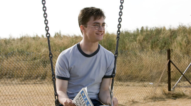Harry Potter balls headline