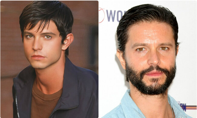Jason Behr - Then and Now
