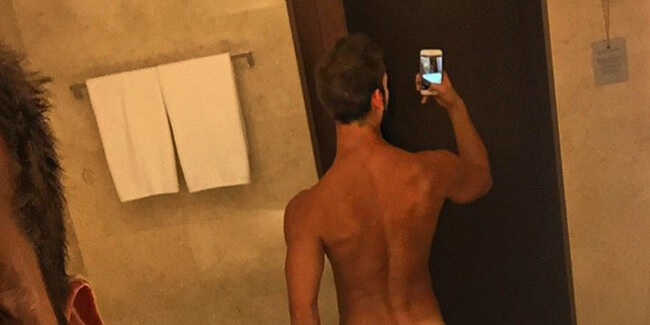 Max Emerson nude on Instagram