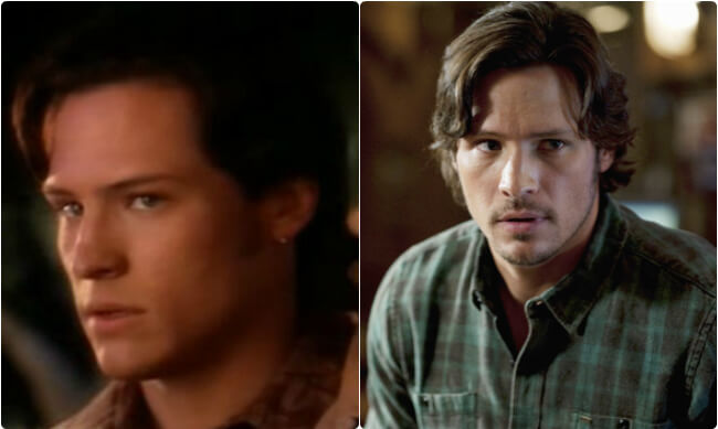 Nick Wechsler - Then and Now