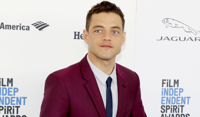 Rami Malek Tells The Story Of How A Pizza Delivery Ended With A Date