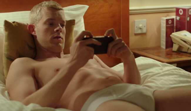 Russell Tovey: I Never Imagined I Would Be The Sexy Guy Who Undresses A Lot