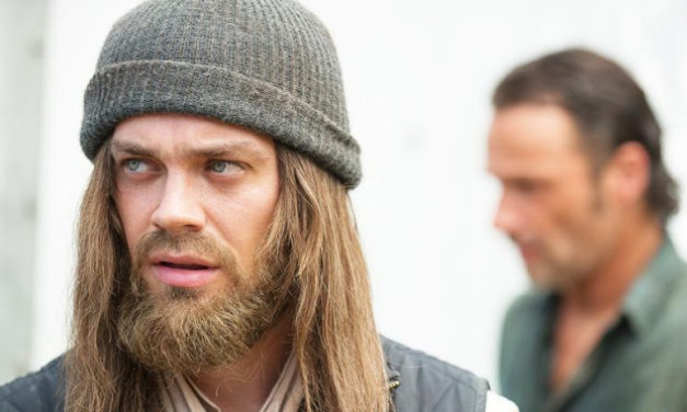 """The Walking Dead's"" Tom Payne: A Gay Jesus Would Be Amazing"