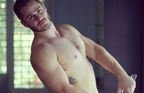 TV Star Austin Armacost Shows His Tight Underwear – Fans Spot Something Else