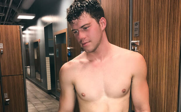 Gay incest story Showering With Dad - Chapter 1