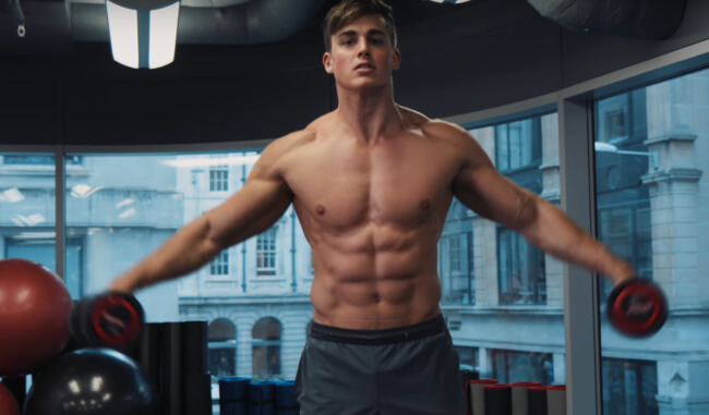 Pietro Boselli Wants To Give You An Intimate Anatomy Lesson [Video]