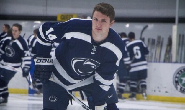Watch: Hockey Player Responds Perfectly After Being Called A Fag**t