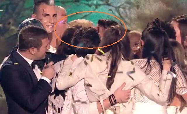 X Factor Finale - Matt Terry and Freddy Parker