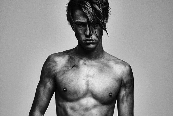 Cameron Dallas Gets Dirty For His Hottest Photoshoot To Date
