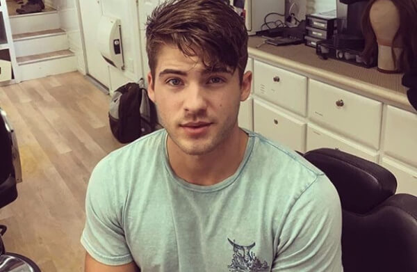 Cody Christian from Teen Wolf