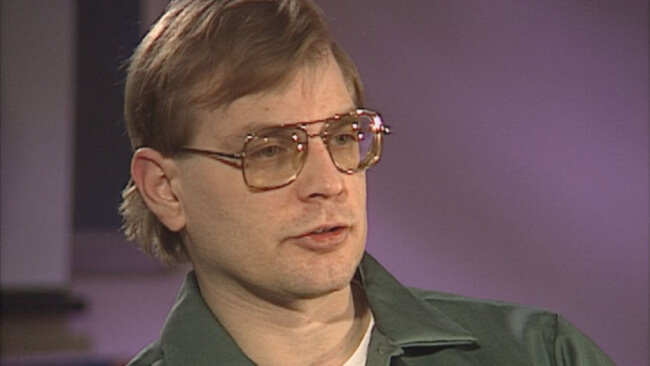 Jeffery Dahmer gay serial killer